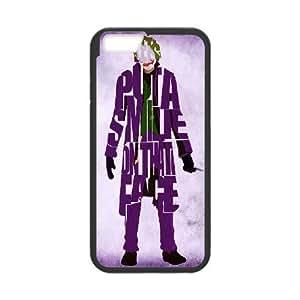 "GGMMXO The Joker Phone Case For iPhone 6 Plus (5.5"") [Pattern-2]"