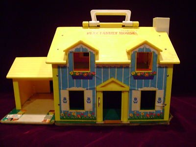 Vintage Fisher Price Little People - 7