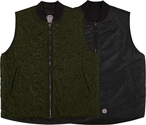 est Green Reversible Vest - Medium ()
