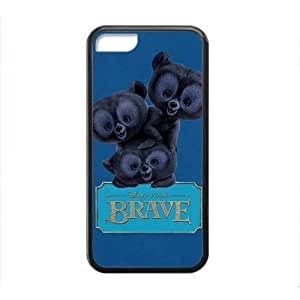 TYHde Brave Design Pesonalized Creative Phone Case For iPhone iphone 5s ending