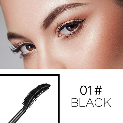 1cd15473568 Amazon.com : Eye Makeup False Eyelashes Make Up Waterproof Cosmetics  Lengthening Eyes Mascara Curling : Beauty