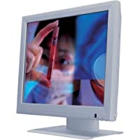 Gvision MA17BH-AB-100G MEDICAL-UL60601,17IN LCD DISPLAY,DESKTOP,VGA+DVI,SXGA 1280X1024,350 NITS