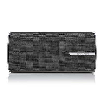 Braven 2200m Portable Bluetooth Speaker [8800 mAh] 10 Hour Playtime - Graphite / Dark Gray