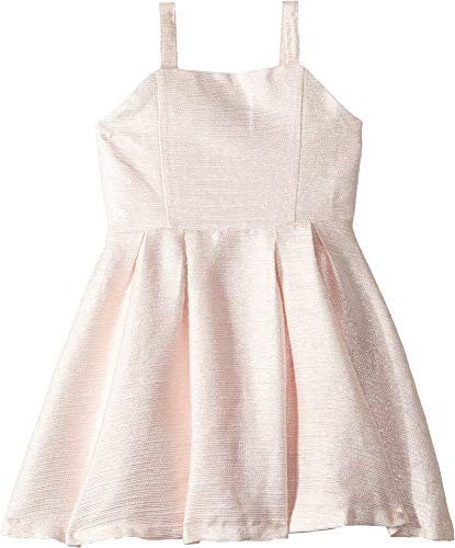 Bardot Junior Girl's May Boucle Dress (Big Kids) Cloud Pink -