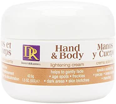 Daggett and Ramsdell Hand and Body Lightening Cream, 3 Ounce