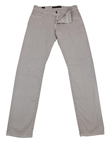 new-cesare-attolini-beige-jeans-extra-slim-40-56