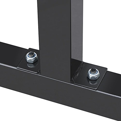 Heavy Duty Dip Station Stand Bar for Home and Gym