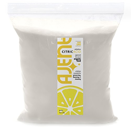 Ajent Citric Acid 100% Pure Food Grade Non-GMO (Approved for Organic Foods) 5 Pound (5lb Candy Corn compare prices)