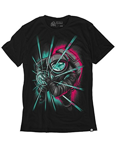 (INTO THE AM Last Resort Men's Graphic Tee Shirt (3X-Large))