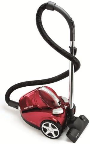 Dirt Devil M2828-0 Centec - Aspiradora (2500 W, boquilla para parqué), color rojo: Amazon.es: Hogar