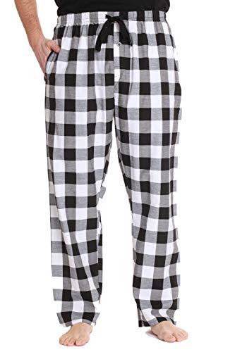 #followme Mens Pajama Pants Pajamas for Men 45931-1B-M