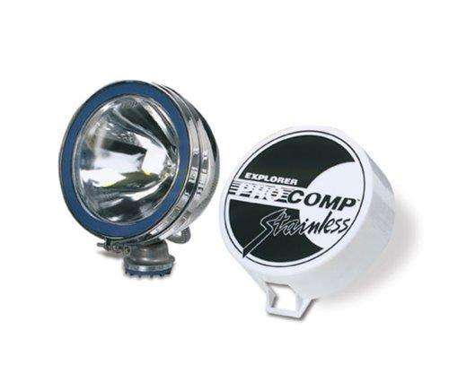 "Explorer Pro Comp 9160 Stainless 130-Watt 6"" Light"