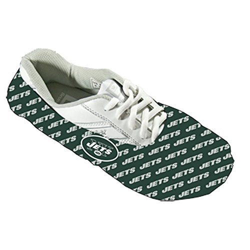 KR Strikeforce NFL Shoe Covers New York Jets, Multi by KR