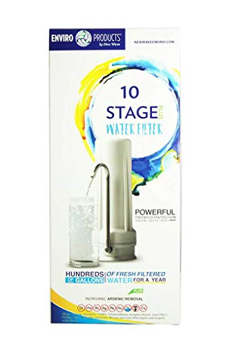 (10-Stage Plus Countertop Water Filter)