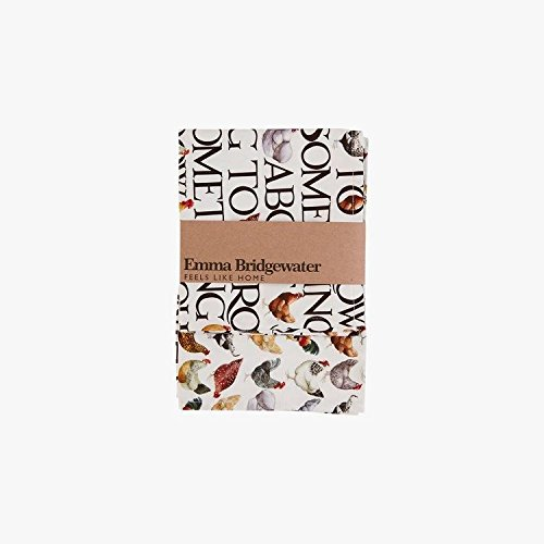 Emma Bridgewater Hen & Toast Tea Towels, Set of 2