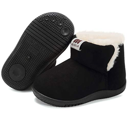 girls winter boots for toddler size 7