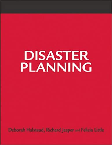 With CDROM A How-To-Do-It Manual with Planning Templates on CD-ROM Disaster Planning
