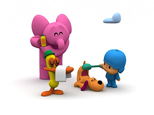 Baby Bird Bother / Dirty Dog / The Seed / Runaway Hat (Pocoyo Bath)