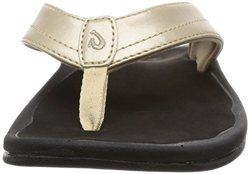 Black Bubbly Sandals Women's Ohana OLUKAI 4OtIq1I