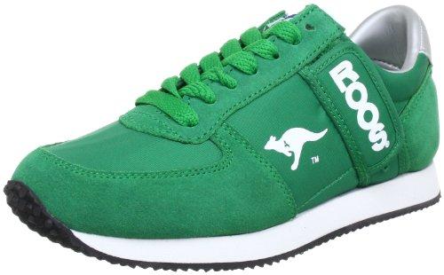 Kangaroos 71490 - Zapatillas de cuero para hombre, color negro, talla Fällt aus Normal Grün (green 800)