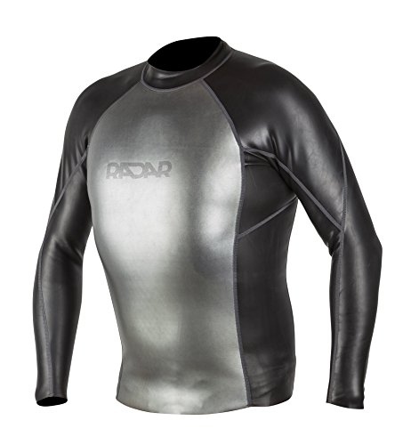 Radar - Freedom - L/S Neo Skin Top - Black - S by Marine Product