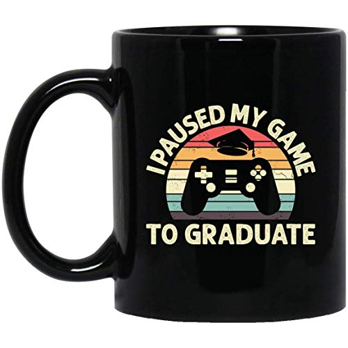 Funny College High School 2019 Gamer Graduation Gift Coffee Mug