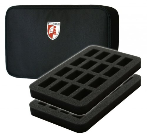 Miniature Carrying Case - Feldherr MINI 32 miniatures Figure Case