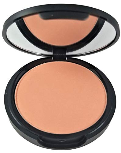 Luxury By Sofia Premium Pressed Bronzer [6 Available Shades] | Natural &Organic Skin Enhancing Ingredients | Hypoallergenic, Highly Pigmented Formula For A Youthful, Sun-Kissed Look (Tan Glow)