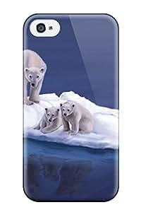 New Animal pc Case Cover, Anti-scratch FgjNcJK2725uZjcp Phone Case For Iphone 4/4s