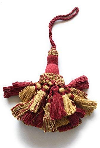 "34"" Tieback 7"" Tassel Hight or 4.50"