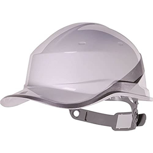 4c265ac5611 Deltaplus Venitex Diamond V Safety Helmet Hard Hat Construction White