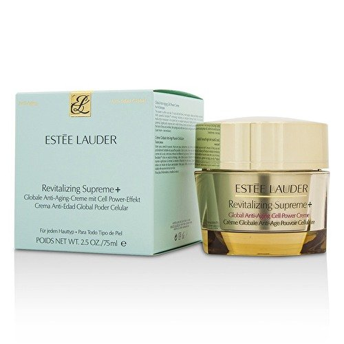Estee Lauder 'Revitalizing Supreme+' Global Anti-Aging Cell