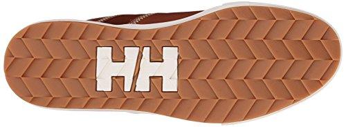 Helly Hansen Farrimond, Zapatillas de Deporte para Hombre Marrón / Blanco