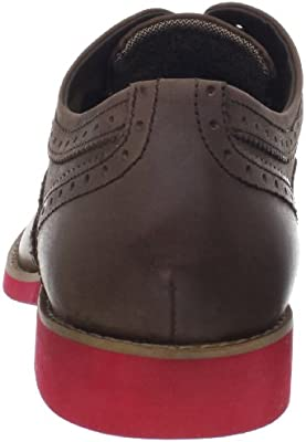 Wolverine W00455 Mens Horace Wing-Tip Brogue Shoe