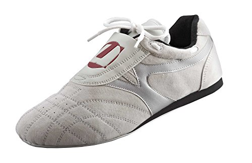 Taekwondo Schuhe Reza weiß/silber