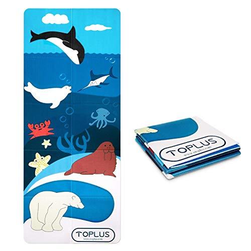 TOPLUS Yoga Mat Friendly Exercises product image