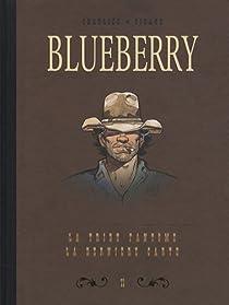 Blueberry - Intégrale 2010/11 : La tribu fantôme - La dernière carte par Charlier