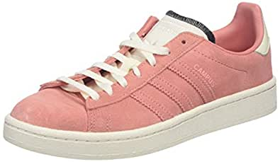 adidas Australia Women's Campus Trainers, Active Red/Off White/Active Red, 5 US