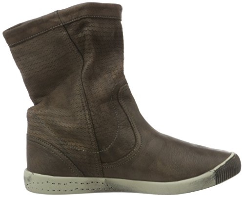Softinos IGGY348SOF, Botines mujer Marrón - Brown (Coffee)