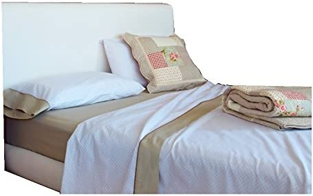 atenas home textile York Juego de sábanas, Algodón-Poliéster ...