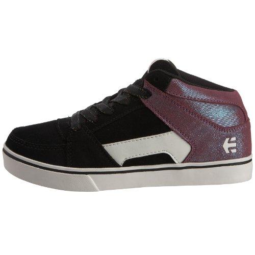 Etnies Sneaker Girls Skater Mid High Turnschuh Freizeitschuh Schwarz