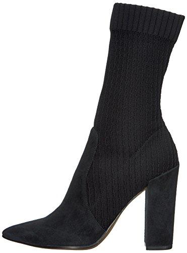 Dolce Vita Women's Elon Fashion Boot, Black Suede, 8 Medium US by Dolce Vita (Image #5)