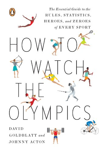 Amazon how to watch the olympics the essential guide to the how to watch the olympics the essential guide to the rules statistics heroes fandeluxe Choice Image