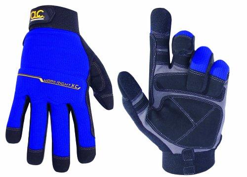 Walter Cotton Gloves (Custom Leathercraft 126M Workright XtraCoverage Flex Grip Work Gloves,)