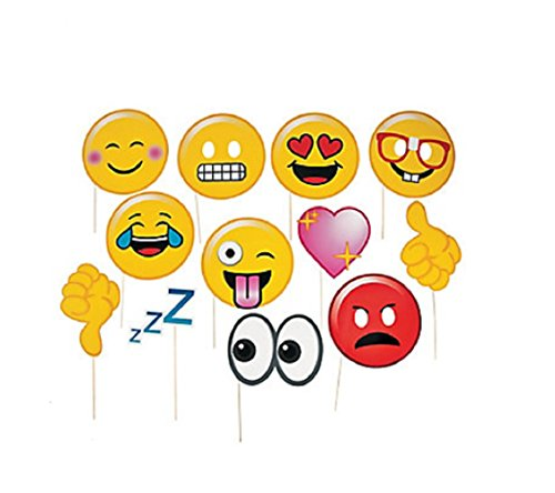 Emoji Emoiticon Photo stick Props