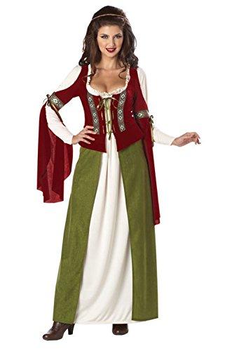Memem (Tween Girls Robin Costumes)