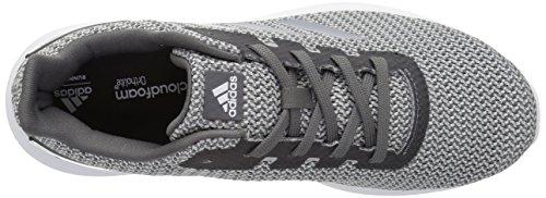 adidas Performance Damen Cosmic 2 SL w Laufschuh Metallisches Silber / Grau Vier / Weiß