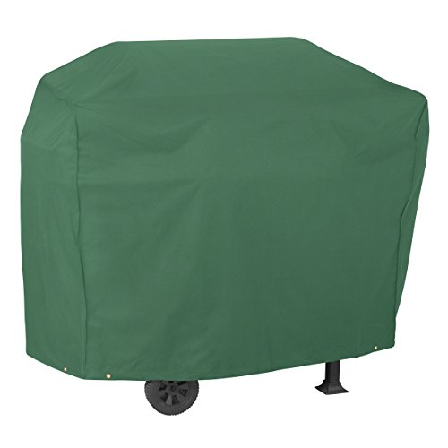 Classic Accessories 55-447-011101-11 Atrium Grill Cover, 49-Inch, Green
