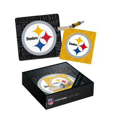 NFL It's A Party Gift Set NFL Team: Pittsburgh Steelers by Evergreen Enterprises, Inc