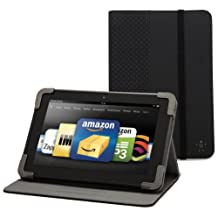 "Belkin Dot Cover with Stand for Kindle Fire HD 8.9"", Black"